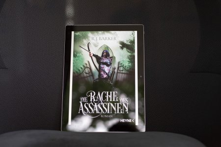 R. J. Barker Die Rache des Assassinen