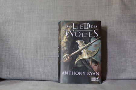 Anthony Ryan: Das Lied des Wolfes - Rabenklinge 1